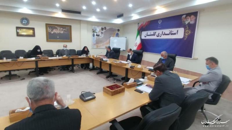 اولین جلسه هیات حل اختلاف و رسیدگی به شکایات شوراهای استان درسال جدید برگزار شد