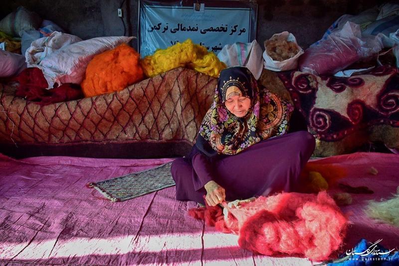 8 مرکز تخصصی صنایعدستی طی سالجاری در گلستان افتتاح خواهد شد