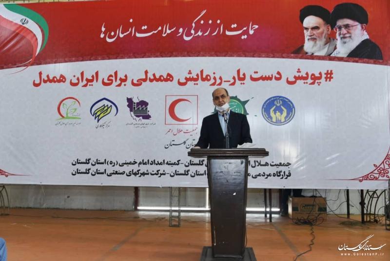 ایران همدل با پیروزی از این مقطع حساس تاریخی عبور خواهد کرد