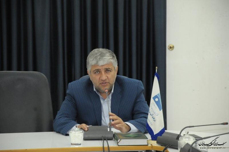 اجرای 28 هزار هکتار زهکشی اراضی اولویت دار استان توسط شرکت آب منطقه ای گلستان
