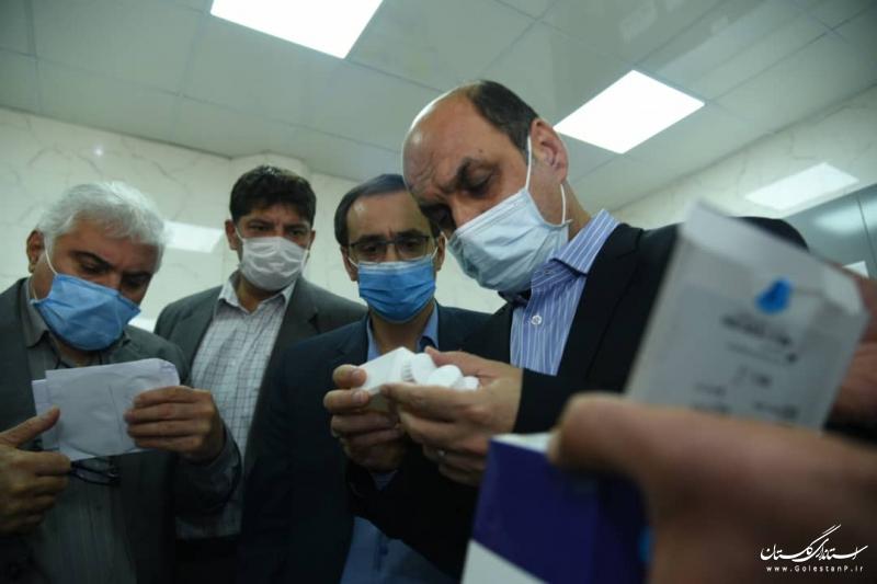 ۳۲ کیت آزمایشگاهی در حوزه بیوشیمی در استان تولید می شود