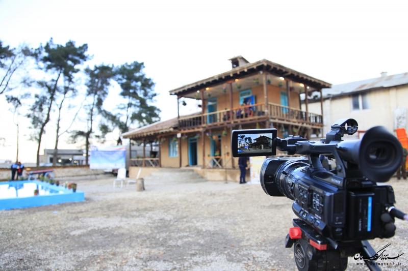 تولید برنامه تلویزیونی با هدف معرفی ظرفیتهای گردشگری گلستان