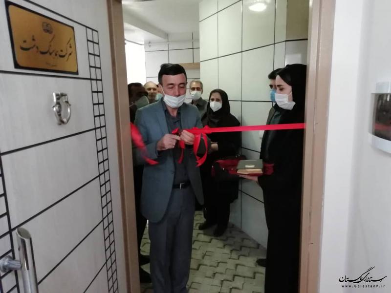 افتتاح دو مرکز مشاوره و خدمات کارآفرینی در گرگان و گنبد