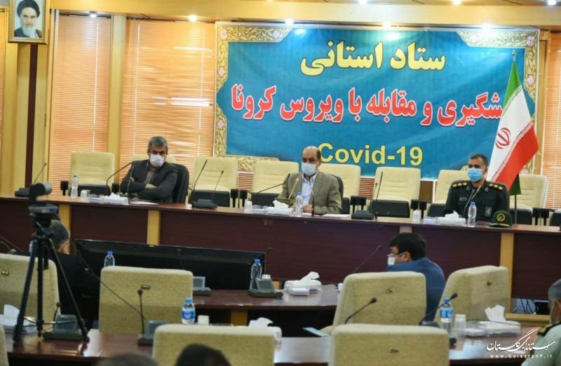 تمام پروتکل های ممنوعیتی برای کل استان به مدت یک هفته تمدید می شود