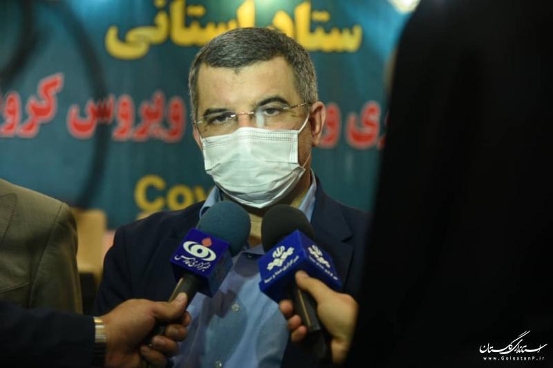 وزارت بهداشت توجه ویژه به تأمین امکانات سخت افزاری در حوزه درمان استان داشته باشد