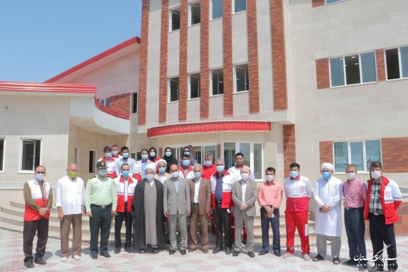 مرکز پیشگیری از سرطان شهرستان ترکمن اتفاقی مهم در حوزه درمان بر محور مشارکت خیران است