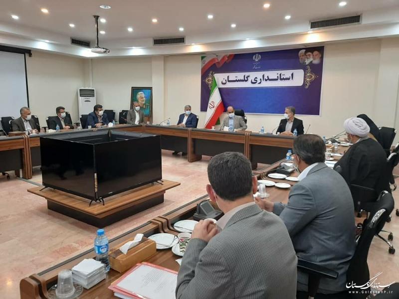 حضور رئیس سازمان در جلسه شورای اطلاع رسانی استان