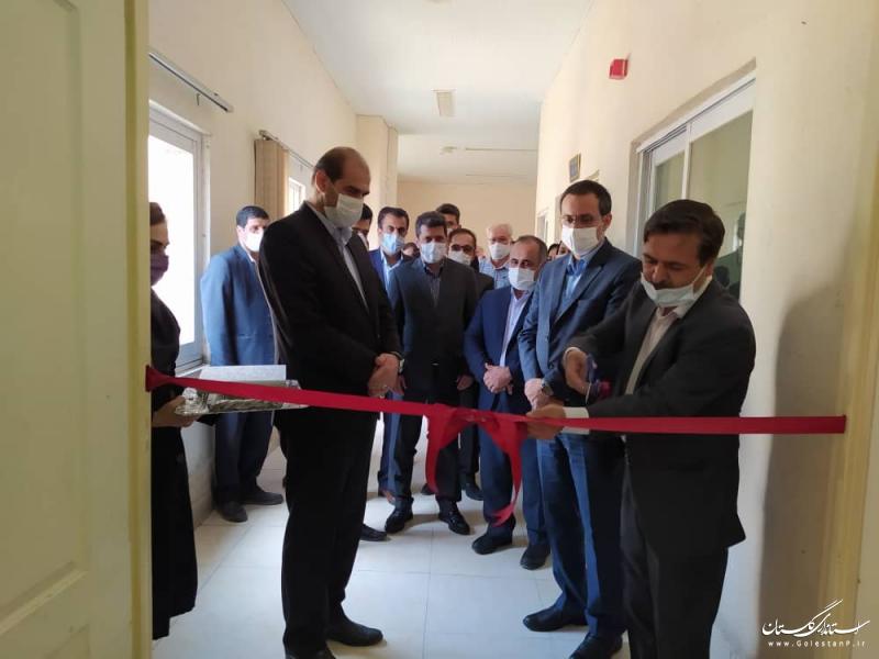 مرکز نوآوری و شکوفایی در مرکز آموزش فنی و حرفه ای خواهران شهرستان گرگان افتتاح شد