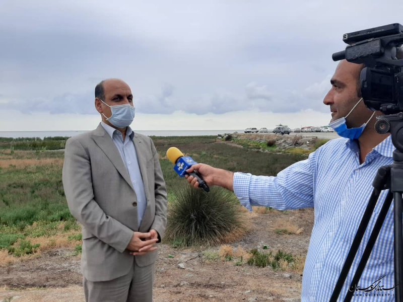 استاندار گلستان از تصویب ۹۰۰ میلیارد تومان اعتبار برای نجات خلیج گرگان خبر داد