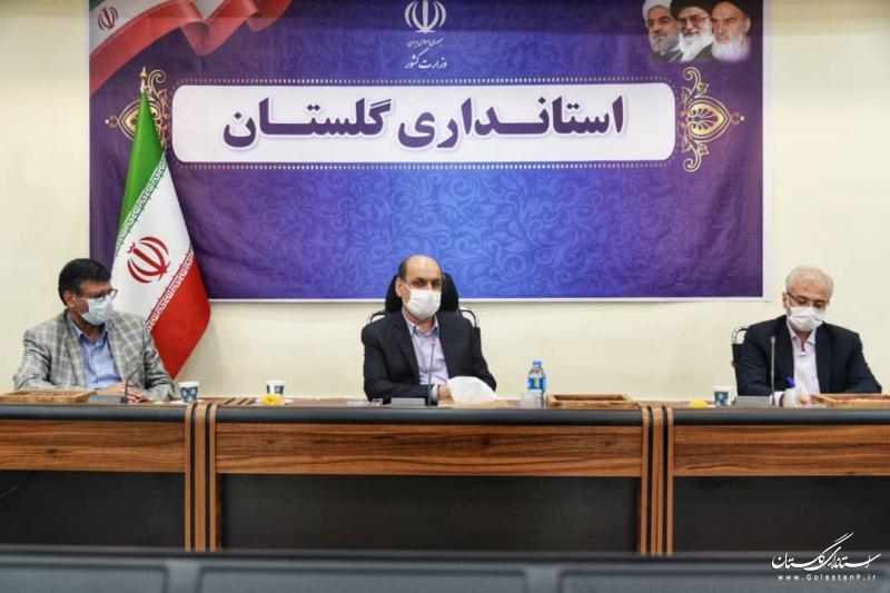 استاندار گلستان بر ضرورت توسعه گلخانه در استان تأکید کرد