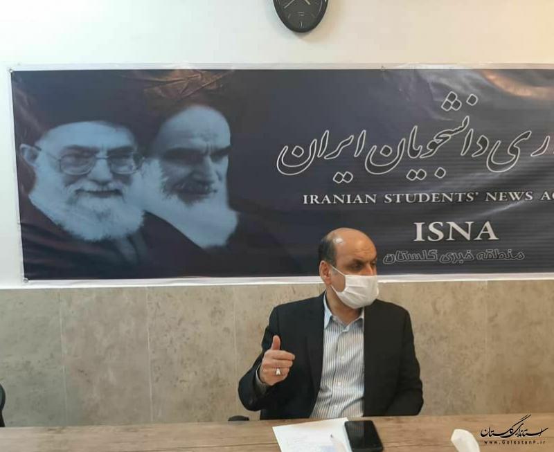 برنامه متمرکز گرامیداشت روز خبرنگار در گلستان اعلام شد