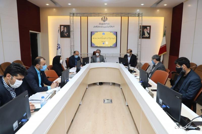 نخستین جلسه کمیته تخصصی اجرای طرح ایران مهارت در سال تحصیلی جدید برگزار شد