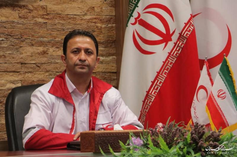 انتصاب مدیرعامل جمعیت هلال احمر استان گلستان