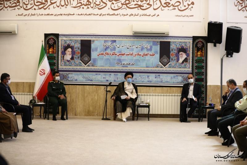شناخت و تبیین رشادت های رزمندگان دفاع مقدس انقلاب اسلامی را واکسینه می کند