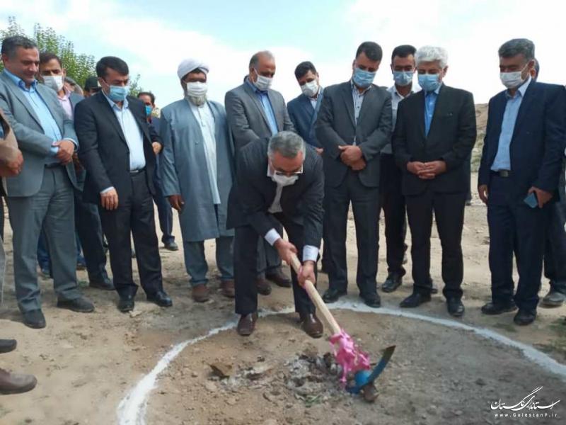 آغاز كار ساخت اولين مركز توليد ماهيان خاوياري در شرق استان