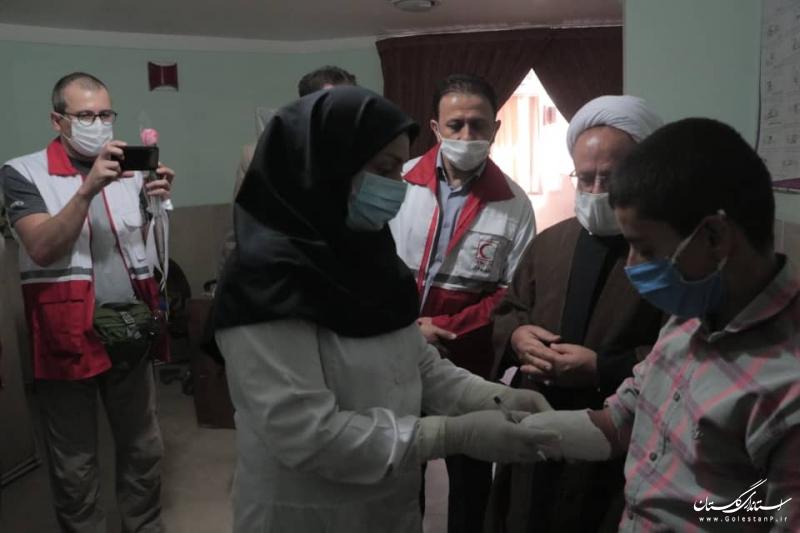 اهدای 2 اندام مصنوعی به بیماران نیازمند سیستان و بلوچستان