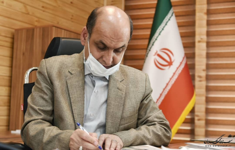 هشت انتصاب جدید در استانداری گلستان