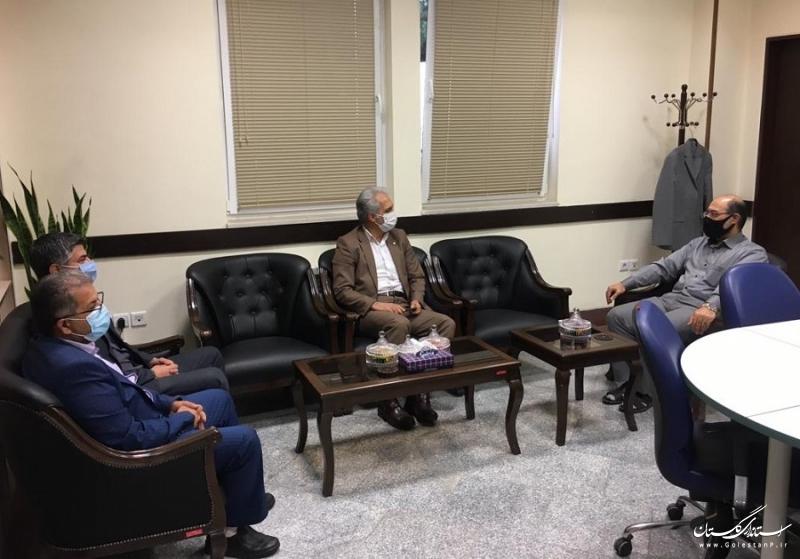 تاکید بر تسریع طرح های زهکشی اراضی اولویت دار شهرستان ترکمن