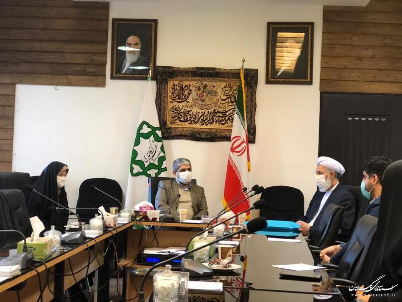 تقدیر مدیرکل کتابخانههای گلستان از اقدامات مثبت شهردار گرگان در ترویج کتابخوانی