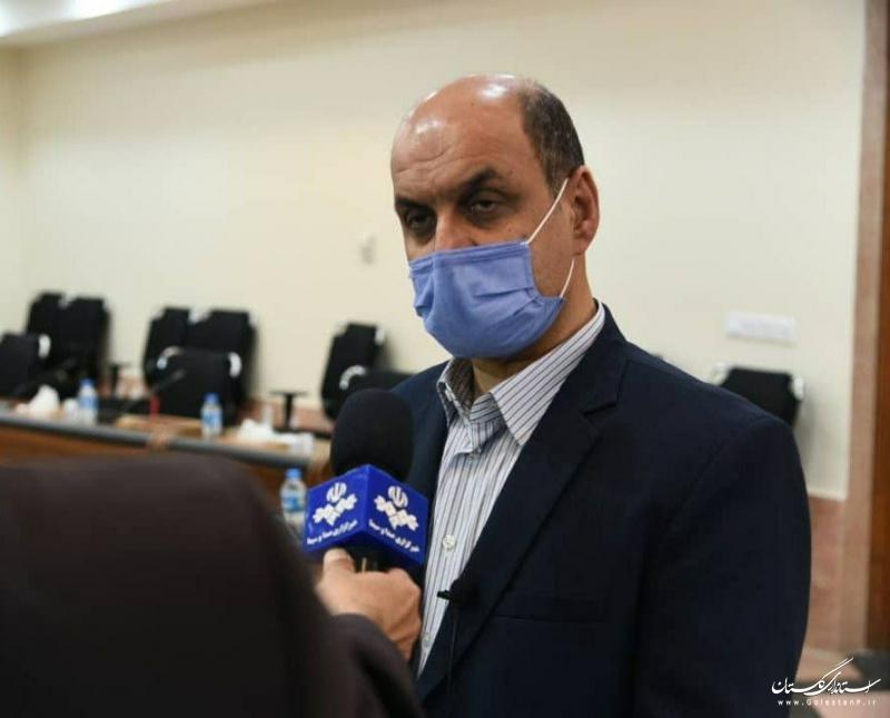استاندار گلستان؛  تعطیلی مطلق در دستگاه های اجرایی استان وجود ندارد