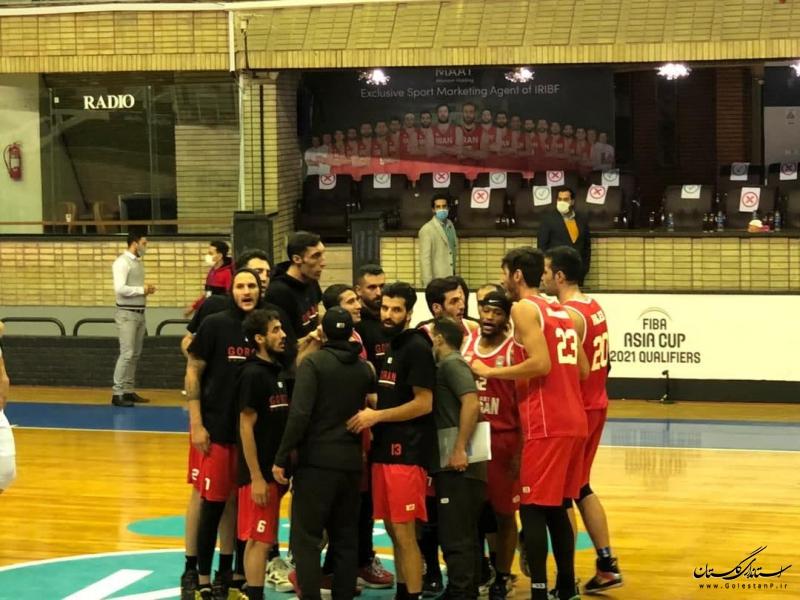 هفته چهارم لیگ برتر بسکتبال/ شهرداری گرگان با یک برد درخشان دیگر صدرنشین شد