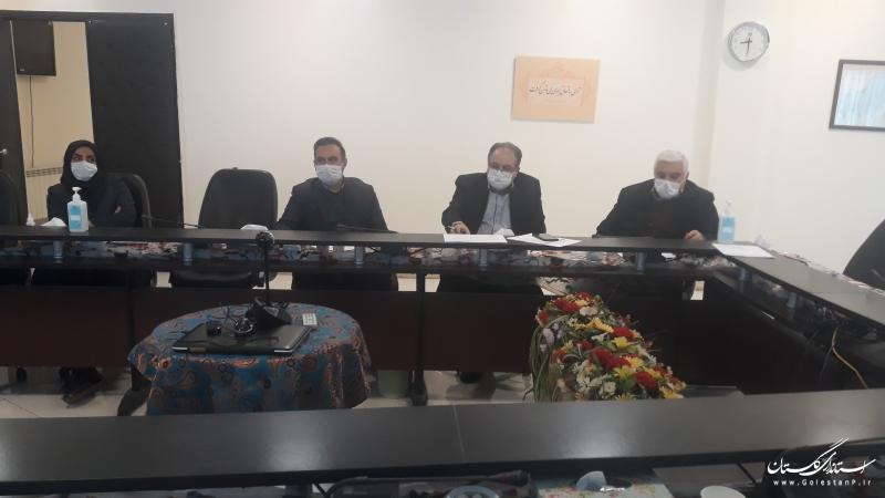 جلسه عملیاتی شدن طرح های جهش تولید استان