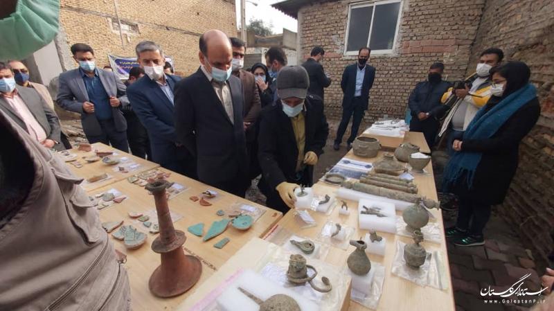 بافت تاریخی گرگان ظرفیتی برای توسعه گردشگری گلستان است
