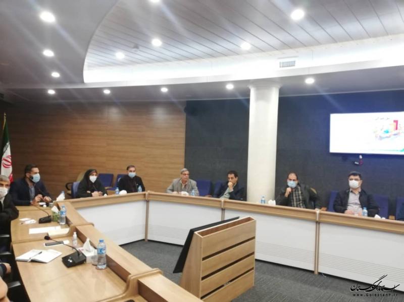 اولین جلسه پنل خبرگی استانداری برگزار شد