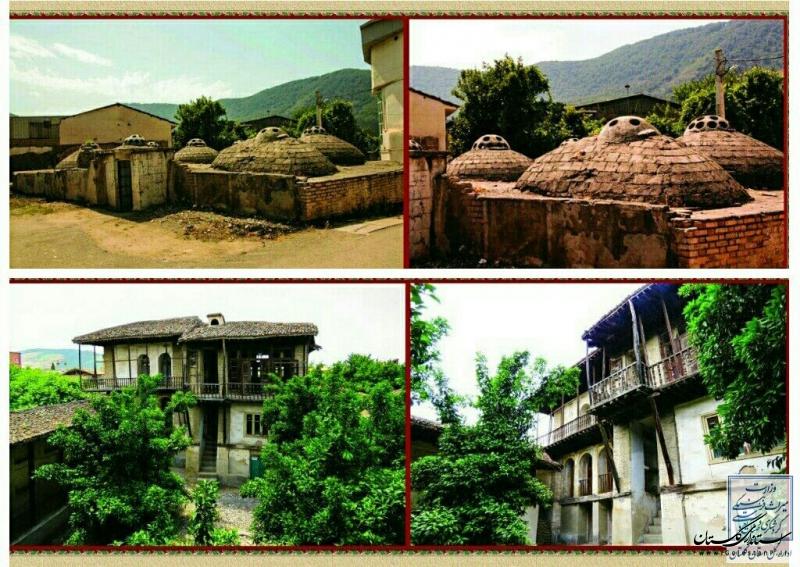 مزایده 2 بنای تاریخی استان گلستان برای واگذاری به بخش خصوصی