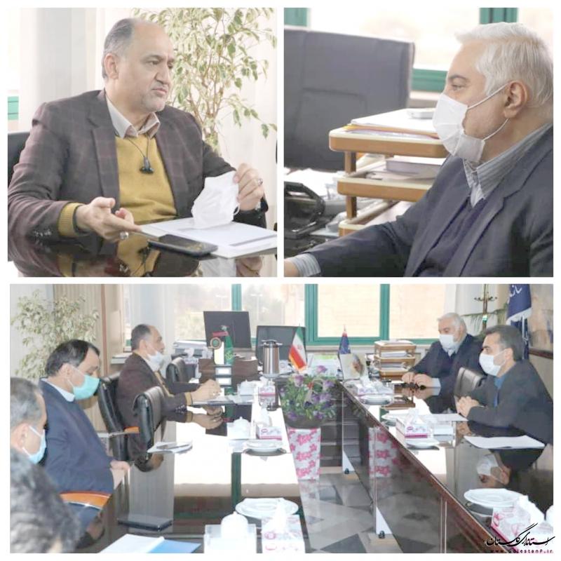کمک صنایع برای تعدیل مصرف برق به علت کمبود گاز در گلستان