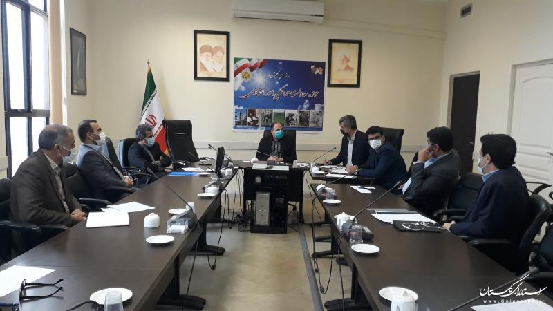 برگزاری جلسه عارضه یابی واحدهای تولیدی و اقتصادی استان