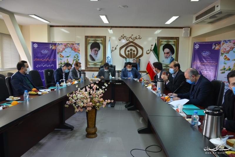 معاون اقتصادی وزیر کار خبرداد: تکمیل پروژههای نیمهتمام وزارت کار در گلستان تا پایان دولت