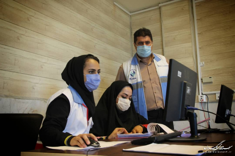 بهره مندی ۱۱۰ هزار گلستانی از خدمات طرح ملی ناظران سلامت