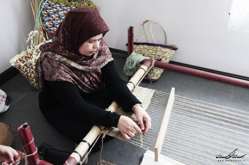 پرداخت 75 میلیارد ریال تسهیلات جبران خسارات سیل 98 به حوزه صنایعدستی استان گلستان
