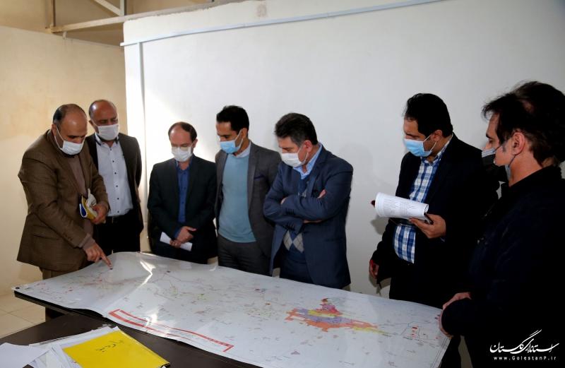 افتتاح  و بهره برداری از مخزن  ۲۰ هزار متر مکعبی گرمابدشت در بهار 1400