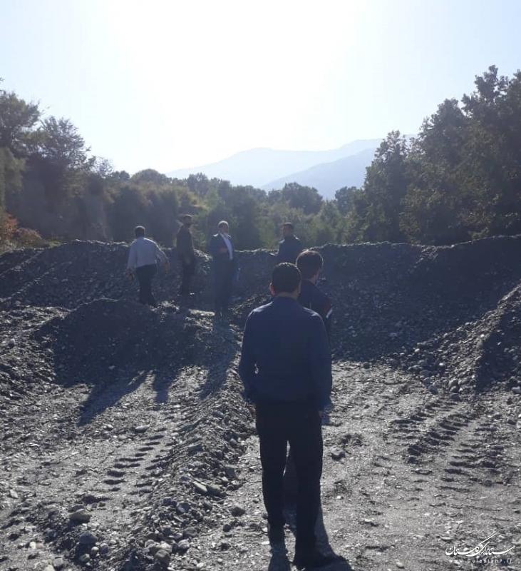 7 رودخانه خوار به مراجع قضایی استان معرفی شدند