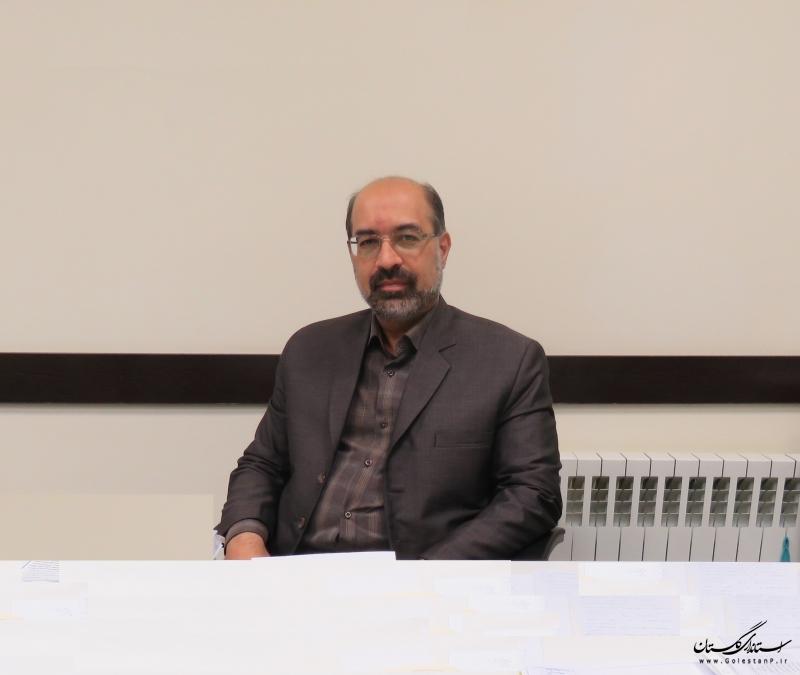 کسب مقام پنجم کشور در اجرای برنامه دیدار چهره به چهره توسط شرکت آب منطقه ای گلستان