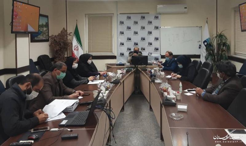 گرامیداشت روز ملی آب در شرکت آب منطقه ای گلستان برگزار می شود