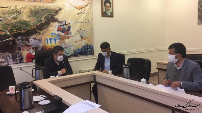برگزاری جلسه تعیین تکلیف یک رصد فروش معادن استان گلستان
