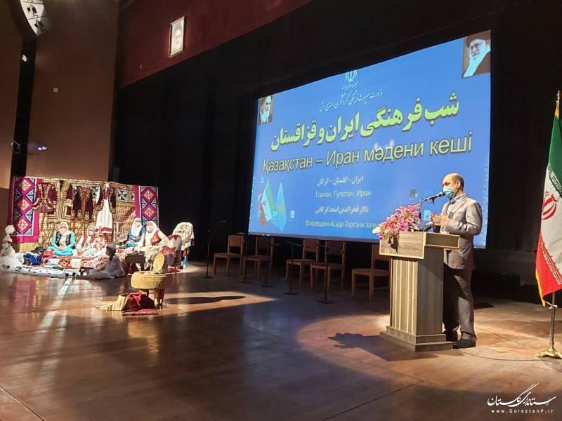 هفته آخر اسفند هرسال به عنوان هفته فرهنگی ایران و قزاقستان نامگذاری می شود