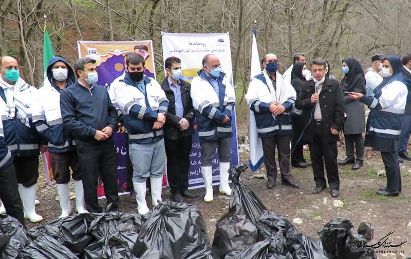 برگزاری مراسم گرامیداشت روز رودخانه های استان برای نخستین بار اقدام مناسب فرهنگی از جانب شرکت آب منطقه ای است