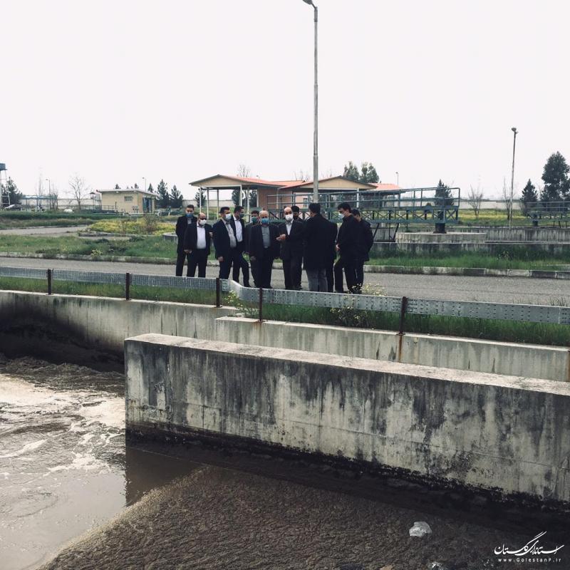 اجرای طرح فاضلاب در شهرهای استان ضروری است