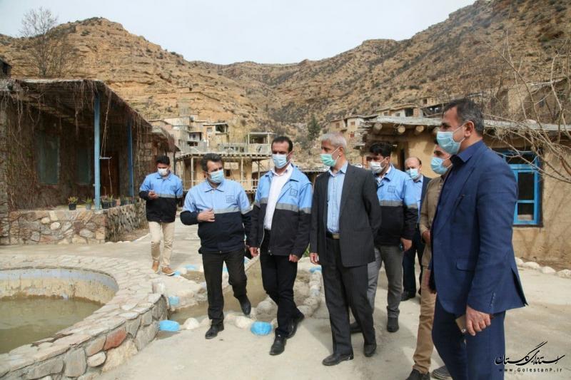 روستای تاریخی فارسیان میتواند به مرکز گردشگری استان تبدیل شود