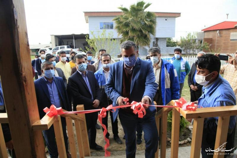 افتتاح مزرعه گردشگری و اقامتگاه بومگردی آتلان ایلیم در روستای صوفیان شهرستان کلاله