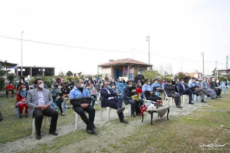 جشنواره فرهنگ و اقتصاد در روستای گز شرقی بندرگز برگزار شد