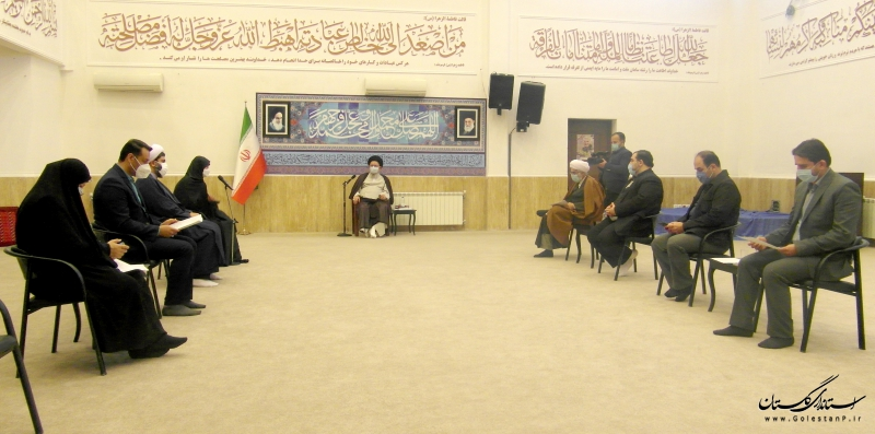 نخستین جلسه تشکیل انجمن خیرین قرآن و عترت استان گلستان برگزار شد