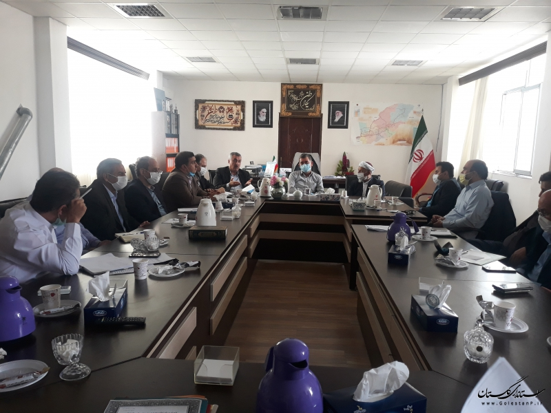 برگزاری جلسه پیگیری تفاهمنامه با وزارت کار در خصوص طرح توسعه میگو