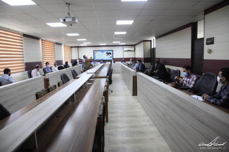 نشست خادمان میراث زبان مادری در حوزه زبان تبری در شهرستان کردکوی برگزار شد