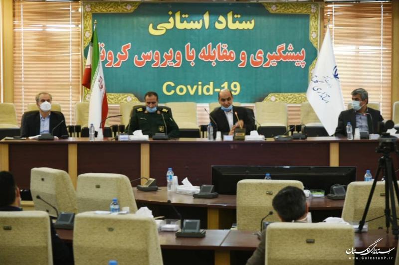 گلستان جزو 5 استان نخست کشور در ایجاد مراکز تجمیعی واکسیناسون در کشور است
