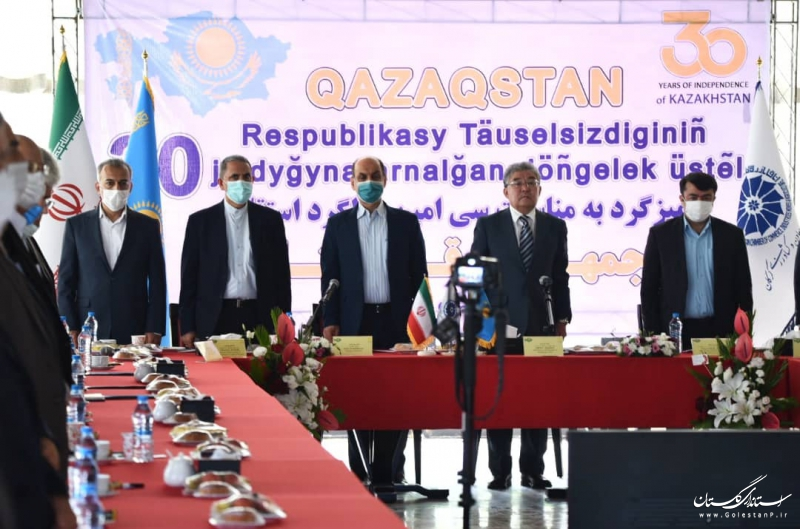 قزاقستان محیط مناسبی برای کشت فراسرزمینی استان محسوب می شود